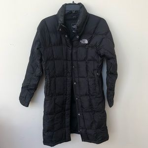 The North Face 600 women goose down winter coat